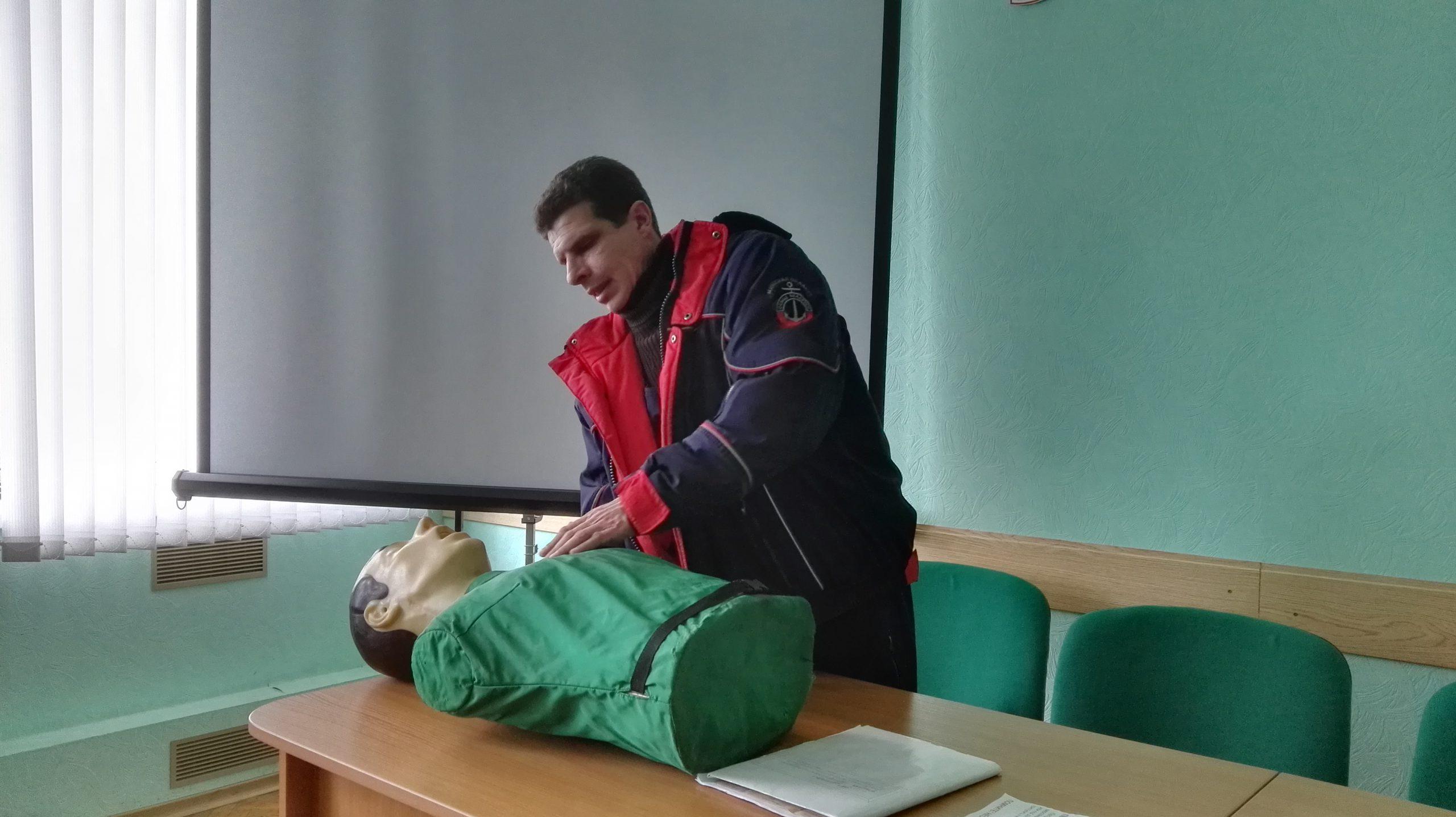 Встреча с представителями Смолевичской районной организации ОСВОД
