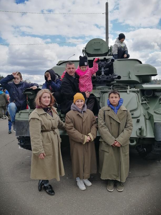 Посещение историко-культурного комплекса «Линия Сталина»